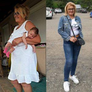 """Marcsi regenoros története: """"5 hónap alatt éhezés nélkül -15 kg, és sok-sok centi! A bőröm szépen kisimult, jobb lett a közérzetem, még csinosabb és energikusabb lettem."""""""